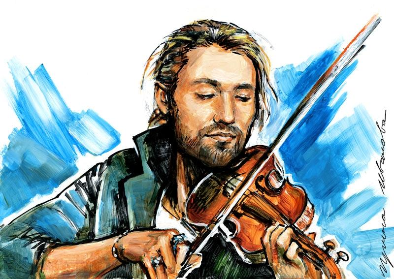 David Garrett by Avika